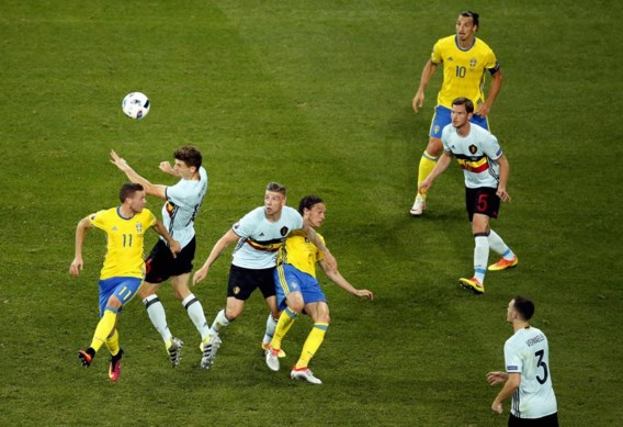 L'Equipe zet twee verrassende Belgen in elftal van de groepsfase