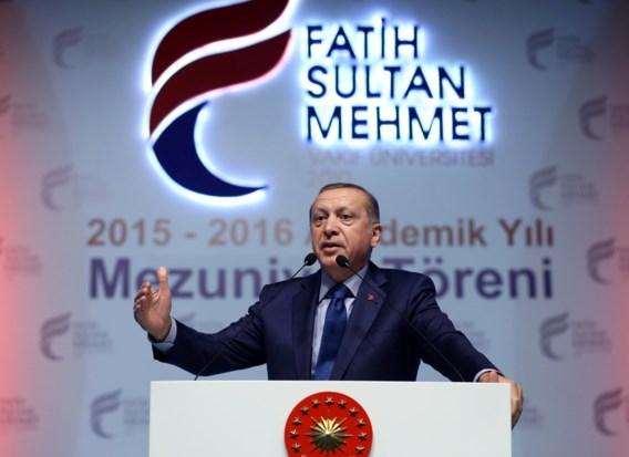 Erdogan overweegt referendum over aansluiting Turkije bij EU