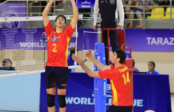 Volleybalclub Roeselare strikt Spaanse middenman