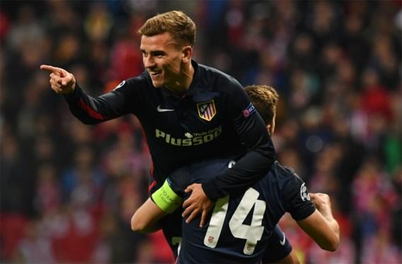 Antoine Griezmann blijft tot 2021 bij Atlético Madrid