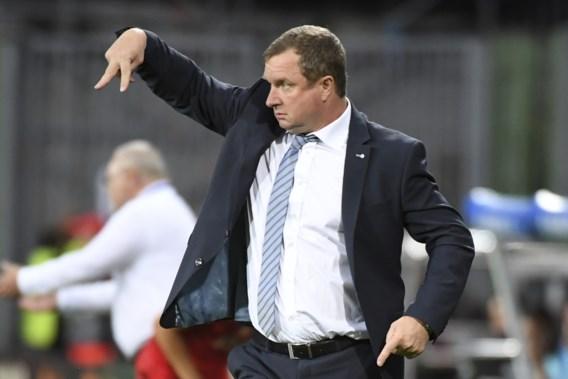 Tsjechië gaat door met bondscoach Vrba