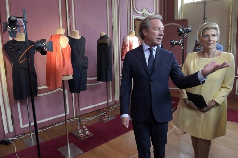 Couturier Natan opent tentoonstelling in thuisstad Ieper