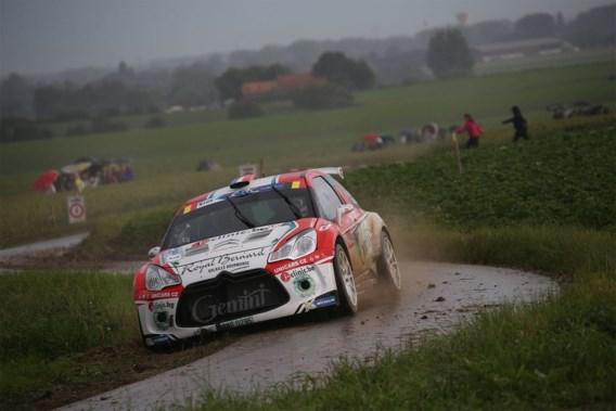 Fransman Bryan Bouffier snelste in kwalificatierit Rally van Ieper