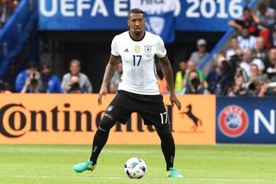 Duitsland optimistisch over speelkansen Boateng