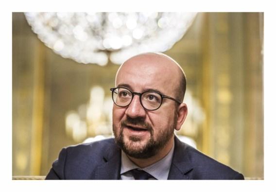 Michel krijgt conclaaf over Europa