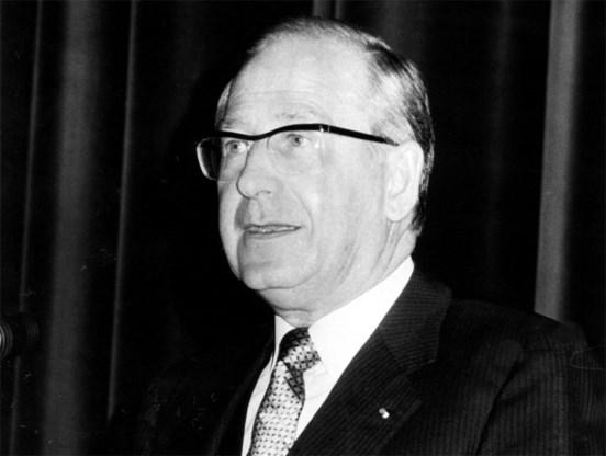 Antwerps ex-gouverneur en Minister van Staat Andries Kinsbergen overleden