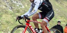 Cancellara trekt voor tiende en laatste keer naar Tour de France