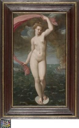 Gillis Coignet, 'Fortuna Marina', ca. 1550.