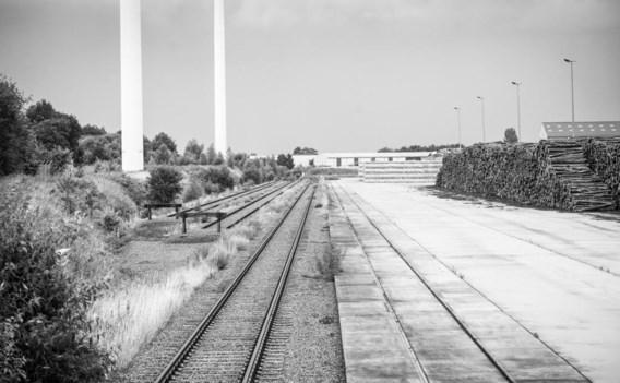 Railport Lanaken, waarvoor een nieuwe uitbater wordt gezocht.