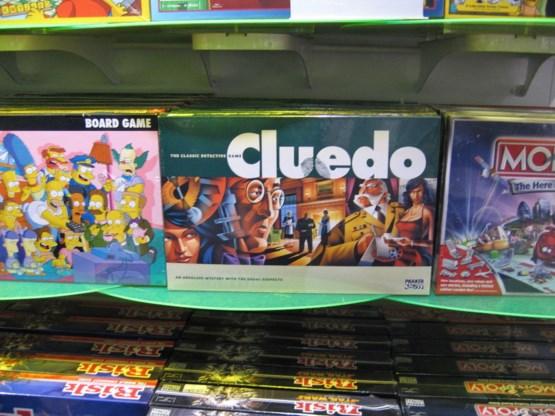 Mevrouw De Wit verdwijnt uit bordspel Cluedo