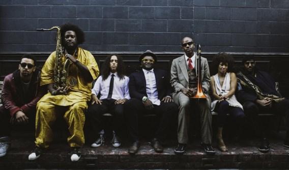 Kamasi Washington: 'Mijn muzikanten en ik hebben diepe gemeenschappelijke roots.'