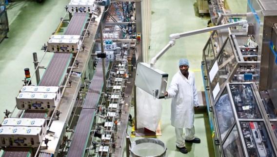 De sojafabriek van Alpro in Wevelgem is de grootste in Europa.