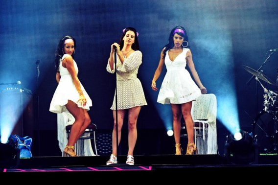 REVIEW. Lana Del Rey: sensuele ijskoningin