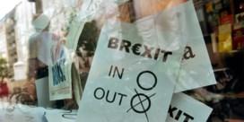 'België bij landen die Brexit hardst zullen voelen'