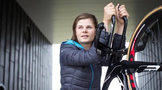 Lotte Kopecky: 'In Rio kom ik de absolute wereldtop tegen, maar misschien kan ik wel meeglippen in een vlucht.'