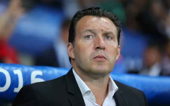 Marc Wilmots is niet langer coach Rode Duivels