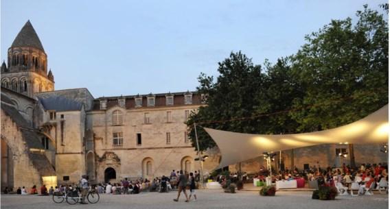 Saintes wordt een keer per jaar overspoeld door muziekliefhebbers. Philippe Herreweghe.