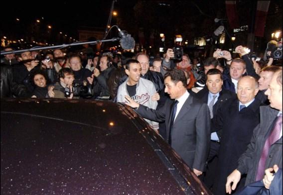 Voormalig president Nicolas Sarkozy investeerde fors in middelen voor anti-terreurbestrijding, maar dat ging ten koste van de wijkagent.