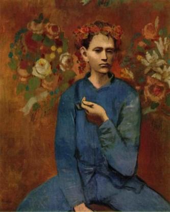 Pablo Picasso, 'Jongen met pijp', 1905.