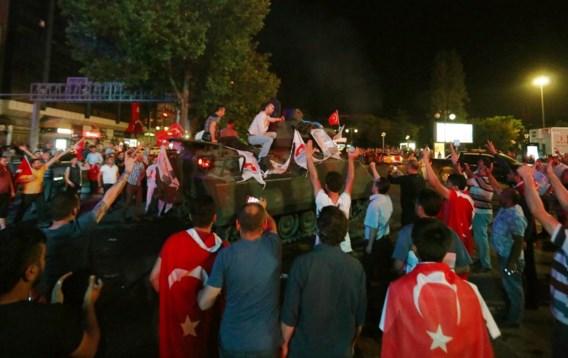 Bloedige coup in Turkije kost zeker 265 levens