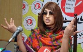 Pakistaanse society-ster vermoord door eigen broer
