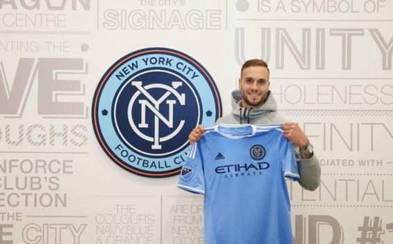 Maxime Chanot ruilt KV Kortrijk voor New York City FC