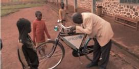 Een mediarelletje over fietsen