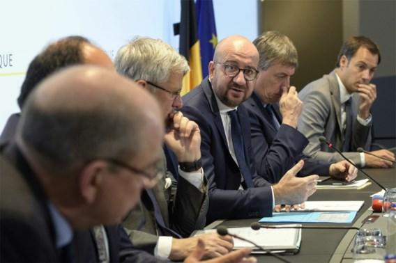 Regering zoekt 2,4 miljard euro