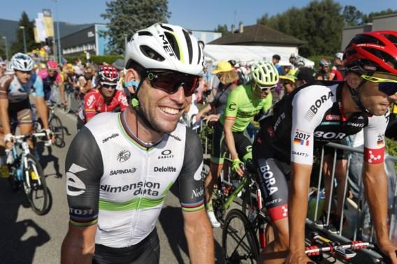 Mark Cavendish verlaat Tour de France
