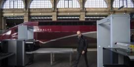 Thalys en Eurostar rijden weer na brand