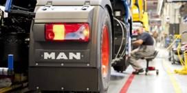 Monsterboete van 2,9 miljard voor truckbouwers