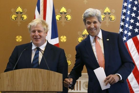 Johnson: 'Van Groot-Brittannië nog belangrijkere mondiale natie maken'