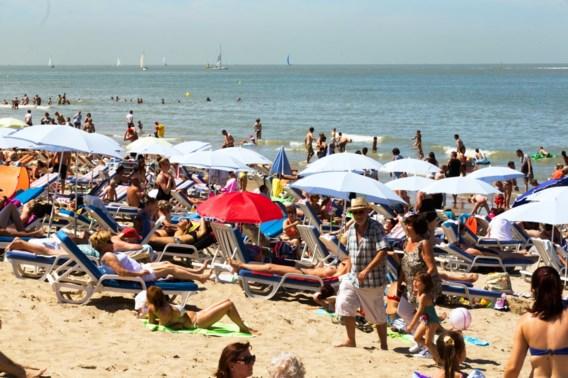 Kust verwacht 500.000 dagtoeristen in verlengd weekend