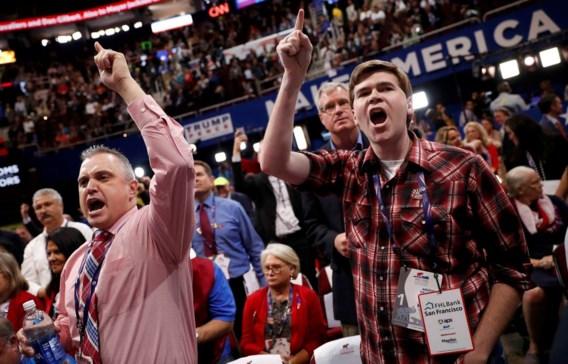 'Dit is niet de grote eenheid die de Republikeinen willen uitstralen'
