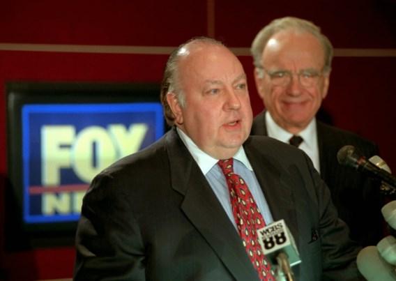 Topman van Fox News stapt op na beschuldiging van seksuele intimidatie