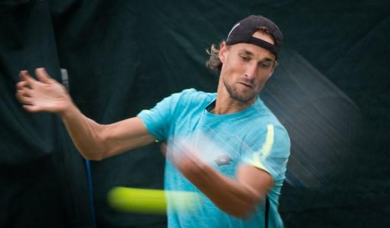 Ruben Bemelmans in halve finales dubbelspel Challenger Recanati