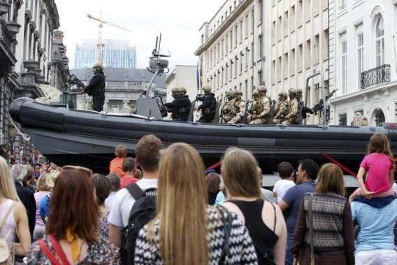 Extra agenten voor Nationale Feestdag, verkeershinder verwacht