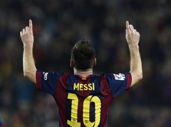 """Messi en Ronaldo spelen voortaan in """"La Liga Santander"""""""