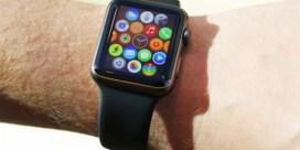 Verkoop Apple Watch keldert