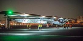 Zonnevliegtuig start laatste etappe recordvlucht