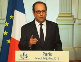 Hollande: 'Dreiging nog nooit zo groot'