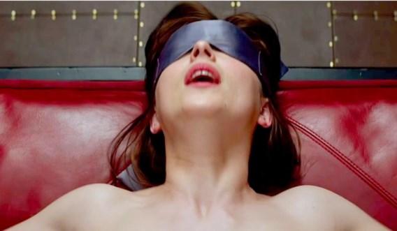 Het gros van de vrouwen die gemasturbeerd hebben bij 'Fifty shades of Grey' heeft nooit een zweep of handboei van dichtbij gezien.