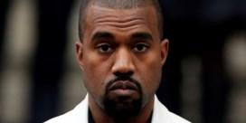Kanye West poseert voor modecampagne zonder Kim