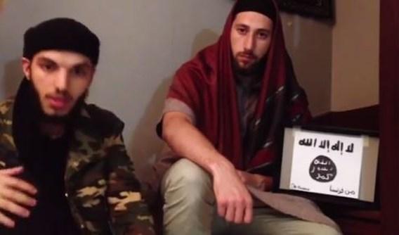 IS verspreidt video van daders aanslag kerk