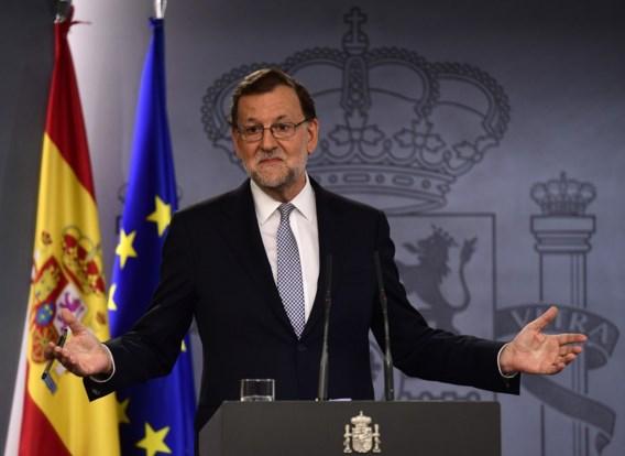 Spaanse koning vraagt Mariano Rajoy opnieuw om regering te vormen