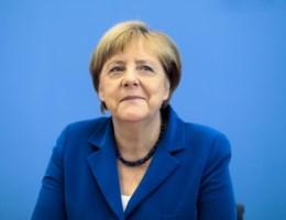 Merkel: 'Duitsland is een sterk land. Wir schaffen das.'