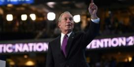 Michael Bloomberg noemt Republikein Trump een 'charlatan'