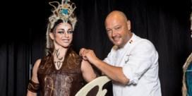 Cirque Du Soleil pakt uit met jurk van Dominique Persoone