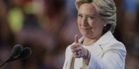 Dit is het geheime wapen in de kledingkeuze van Clinton