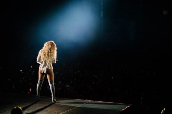 Net geen vol huis voor Belgisch bezoek Beyoncé